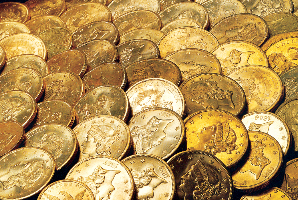 Gold Coins Abroad