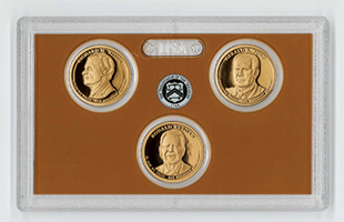 Presidential Dollar Proof Sets