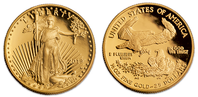 United States Gold American Eagle