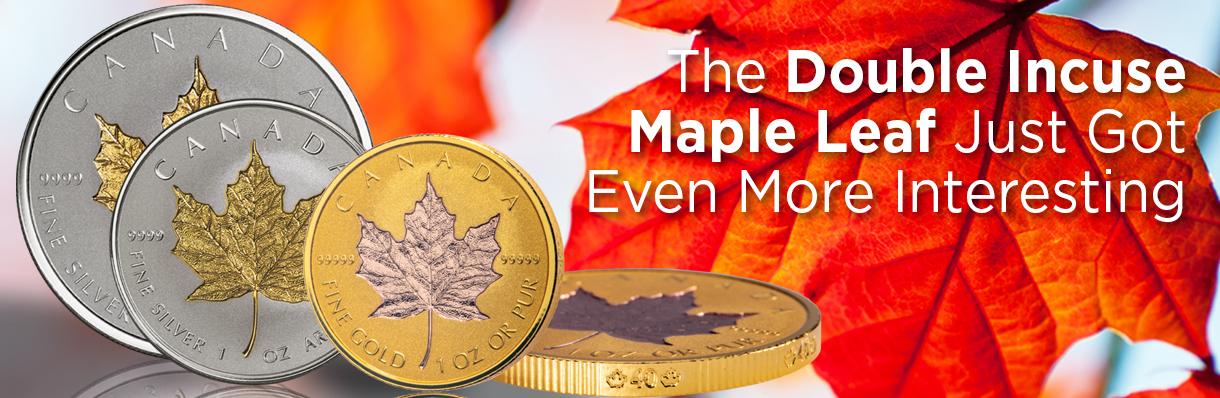 Incuse Maple Header