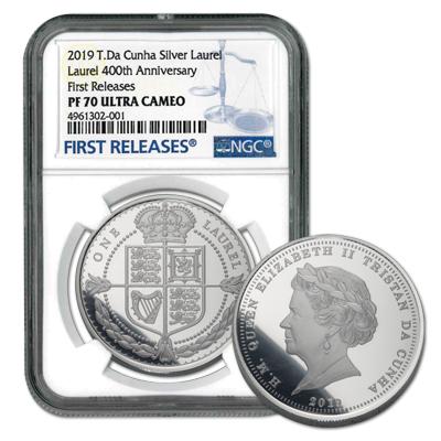 1 laurel silver