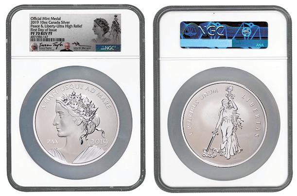 10 oz silver