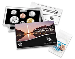 United States Silver Proof Sets