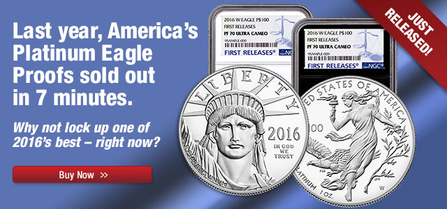 2016 Platinum Eagle