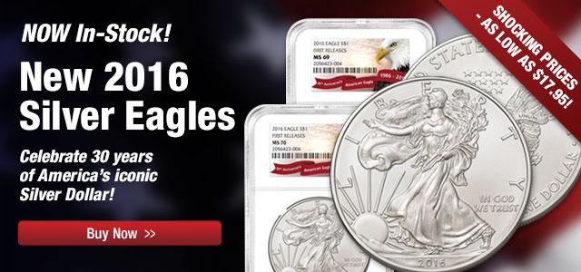2016 Silver Eagle