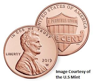 2019-W Lincoln Cent