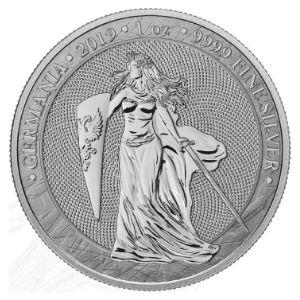 2019 Silver Germania Round