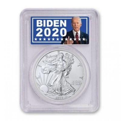 Biden Certification Label