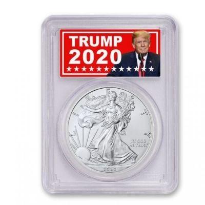 Trump 2020 Certification Labels