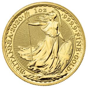 Britannia on a Coin