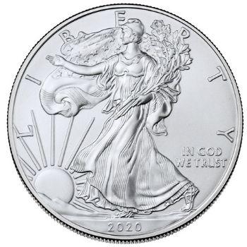 2020 Silver Eagle BU