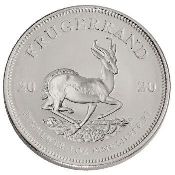 2020 Silver Krugerrand BU