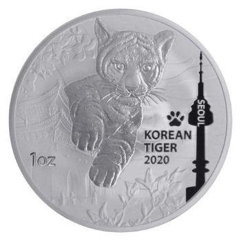 South Korean Tiger Series from KOMSCO