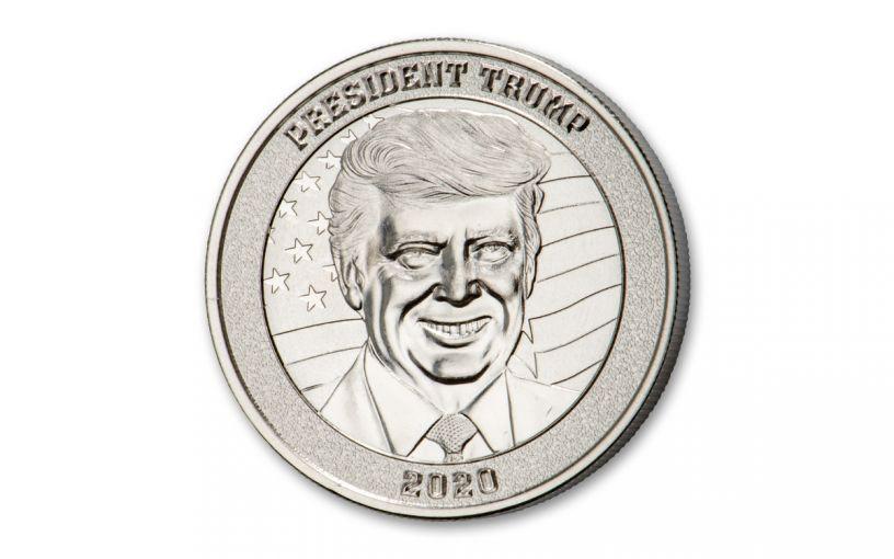 Trump Acquital Medal