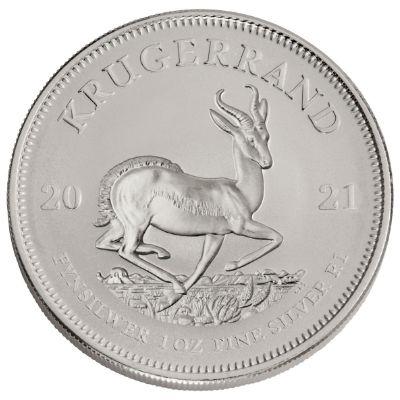 2021 Silver Krugerrand BU