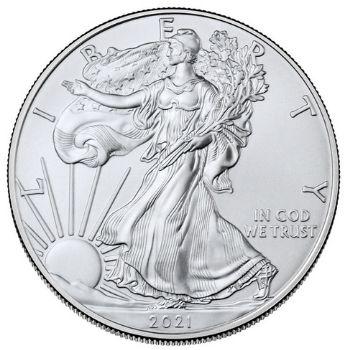 2021 Silver Eagle BU