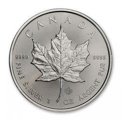 2021 Silver Maple Leaf