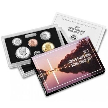 2021 Silver Proof Set