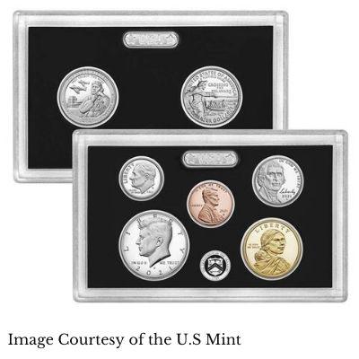 2021 U.S. Mint Silver Proof Set