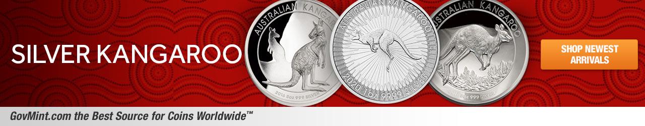 Silver Kangaroo Category Banner