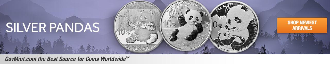 Silver Panda Category Banner