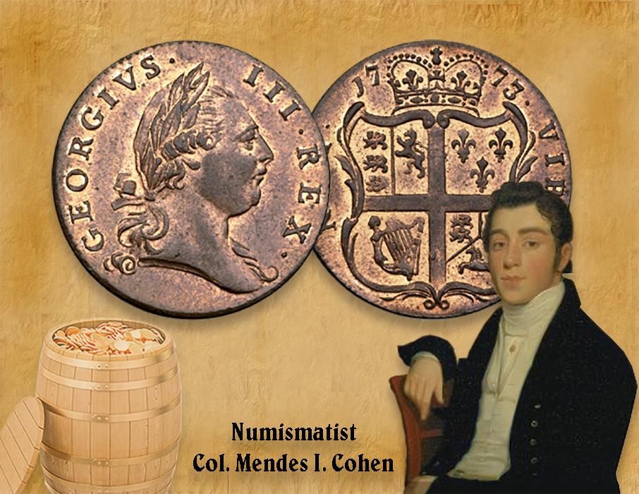 Colonel Cohen Hoard 1870