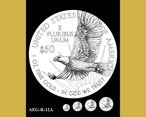CCAC Recommendation for 2021 American Gold Eagle