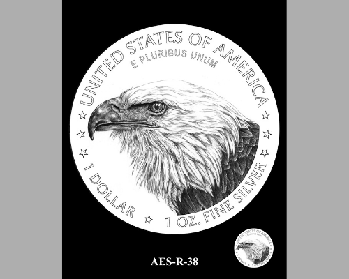 CCAC Recommendation for 2021 Silver Eagle Design