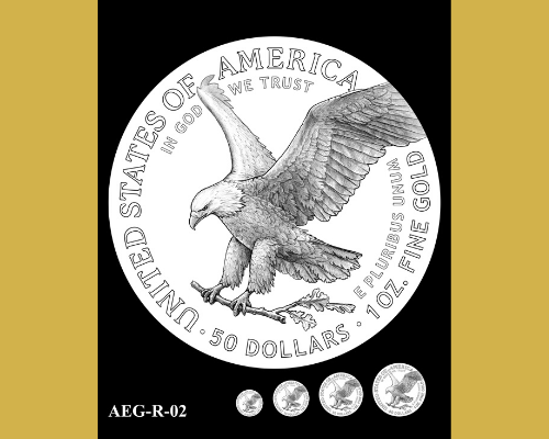 CFA Recommendation for 2021 American Gold Eagle