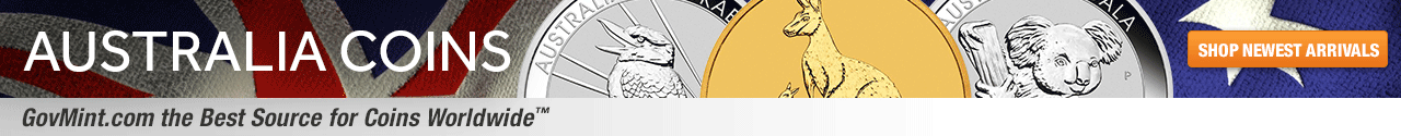 Australia Coins Category Banner