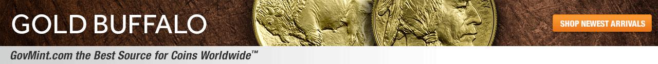 Gold Buffalo Category Banner