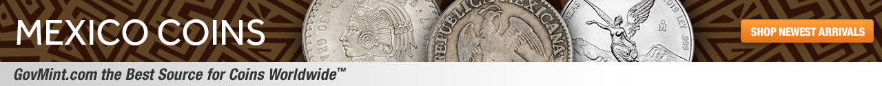 Mexico Coins Category Banner