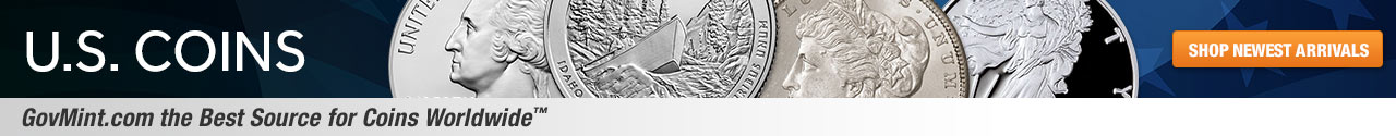 United States Coins Category Page Banner