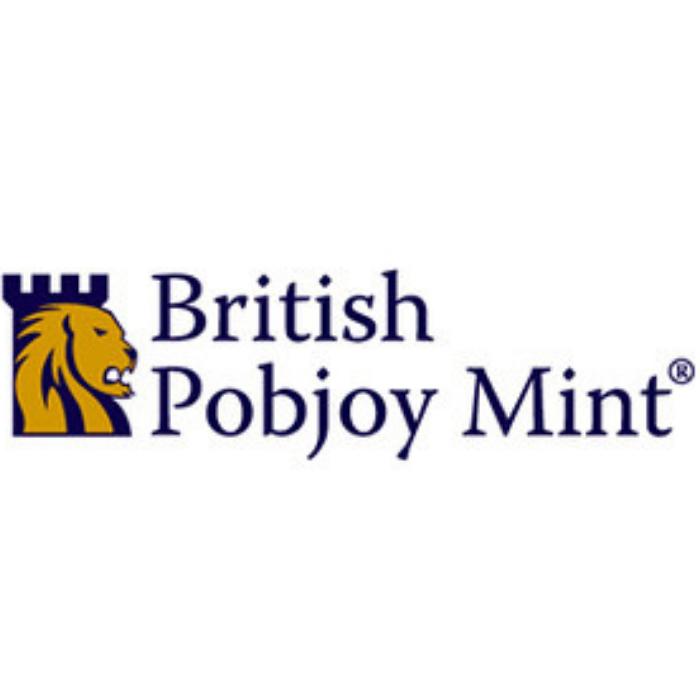 The British Pobjoy Mint logo