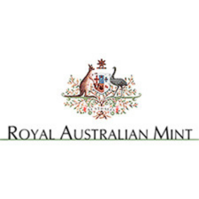 The Royal Australian Mint logo