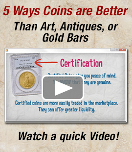 5 Ways Why Coins are Better