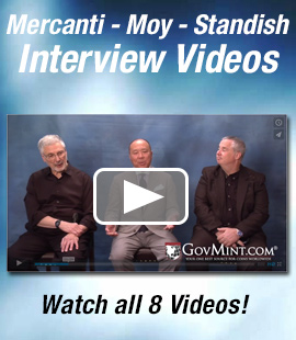 Mercanti / Moy / Standish Interview Videos