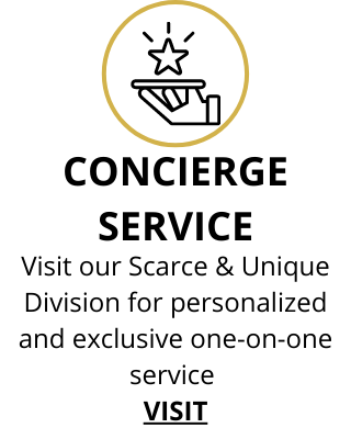 Visit our Scarce and Unique Division for personalized one-on-one service. Visit.