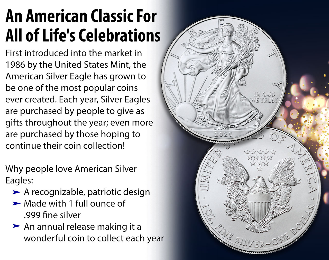 What Are American Silver Eagles
