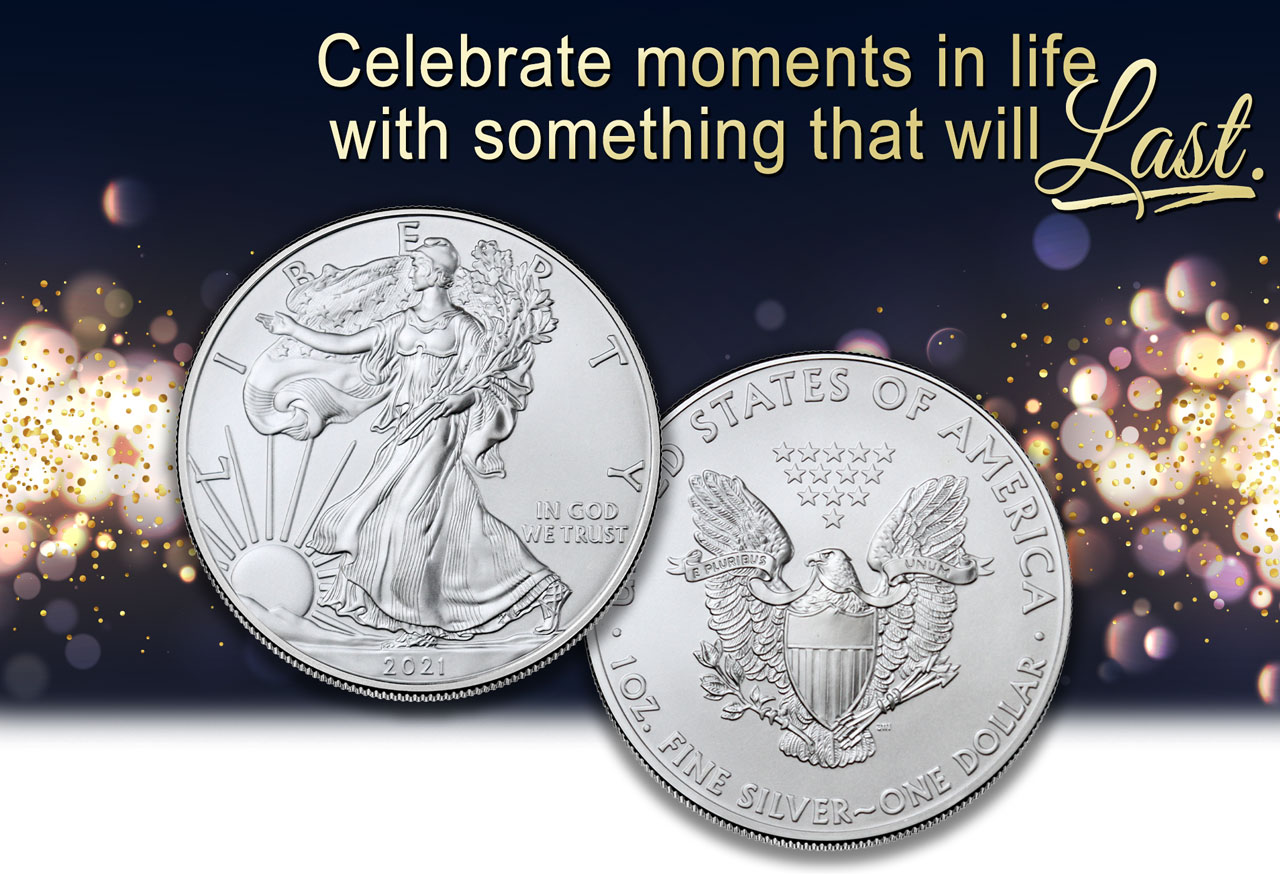 Celebrate moments in life with something that will last