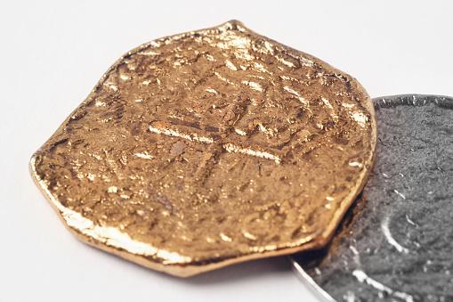 Gold Shipwreck Effect