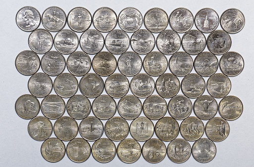 U.S Quarter Collection