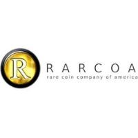 Rare Coin Company of America RARCOA logo