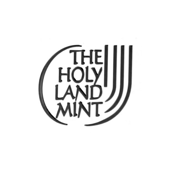 The Holy Land Mint logo