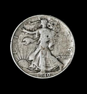 Walking Liberty Half Dollar