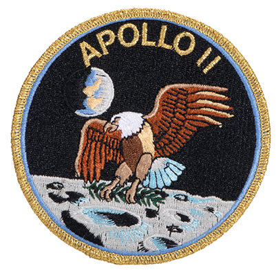 Apollo 11 patch
