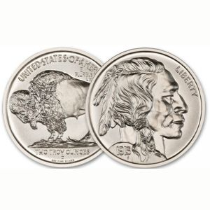 American Treasures Buffalo Nickel Tribute