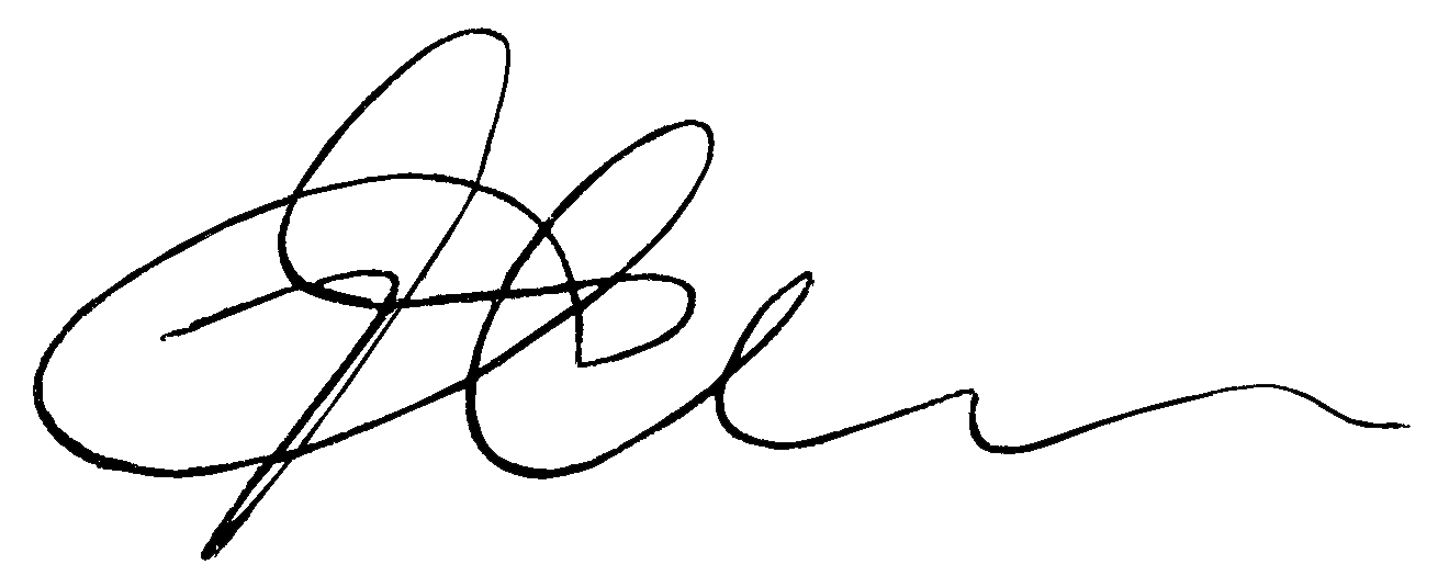 Bill Gale Signature
