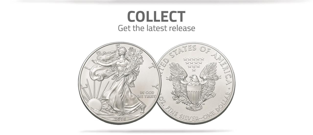 collect silver eagles