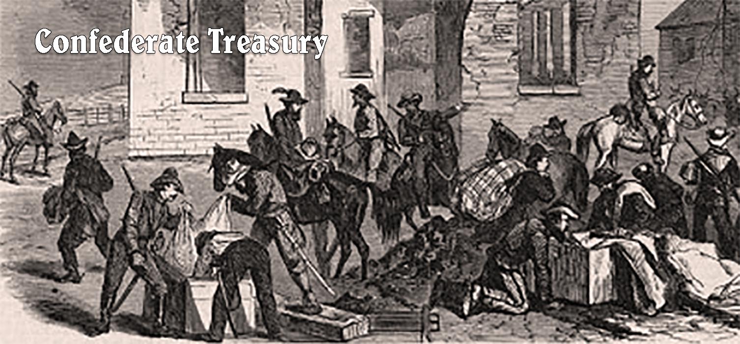 Confederate Treasury